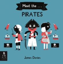 Meet the Pirates, Hardback Book