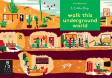 Walk This Underground World, Hardback Book