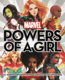 Powers of a Girl, Hardback Book