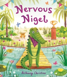 Nervous Nigel, Paperback / softback Book