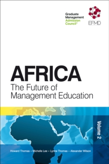 Africa : The Future of Management Education, Hardback Book