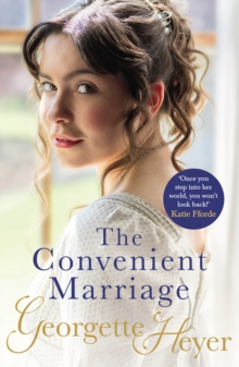 The Convenient Marriage, Paperback / softback Book