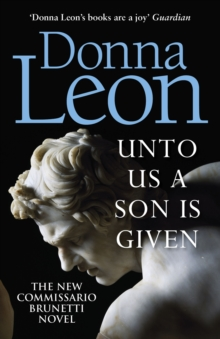 Unto Us a Son Is Given : Shortlisted for the Gold Dagger, Paperback / softback Book
