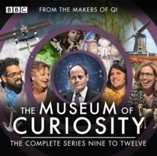 The Museum of Curiosity: Series 9-12 : The BBC Radio 4 comedy series, eAudiobook MP3 eaudioBook