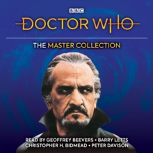 Doctor Who: The Master Collection : Five complete classic novelisations, eAudiobook MP3 eaudioBook