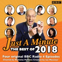 Just a Minute: Best of 2018 : 4 episodes of the much-loved BBC Radio comedy game, CD-Audio Book