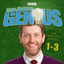 Dave Gorman - Genius: The Complete Series 1-3 : The BBC Radio 4 comedy, eAudiobook MP3 eaudioBook