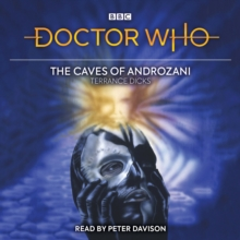 Doctor Who and the Caves of Androzani : 5th Doctor Novelisation, eAudiobook MP3 eaudioBook
