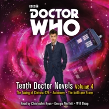 Doctor Who: Tenth Doctor Novels Volume 4 : 10th Doctor Novels, CD-Audio Book
