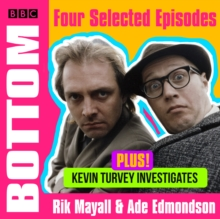 Bottom: A BBC Collection : Four selected episodes plus Kevin Turvey Investigates, eAudiobook MP3 eaudioBook