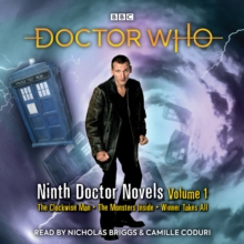 Doctor Who: Ninth Doctor Novels : 9th Doctor Novels, CD-Audio Book