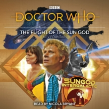 Doctor Who: The Fight of the Sun God : 6th Doctor Audio Original, CD-Audio Book
