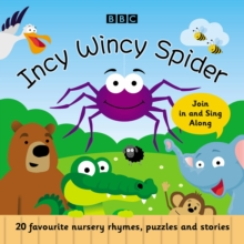 Incy Wincy Spider : Favourite Songs and Rhymes, CD-Audio Book