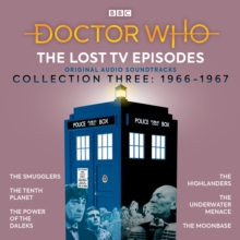 Doctor Who: The Lost TV Episodes Collection Three : 1st and 2nd Doctor TV Soundtracks, eAudiobook MP3 eaudioBook
