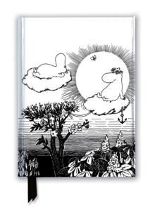 Moomin and Snorkmaiden from Finn Family Moomintroll (Foiled Journal), Notebook / blank book Book