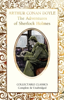 The Adventures of Sherlock Holmes, Hardback Book