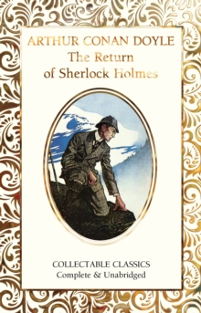 The Return of Sherlock Holmes, Hardback Book