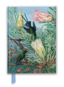 Kew Gardens' Marianne North: Honeyflowers and Honeysuckers (Foiled Journal), Notebook / blank book Book