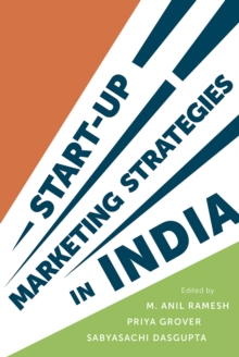 Start-up Marketing Strategies in India, Hardback Book