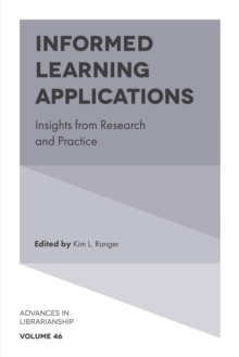 Informed Learning Applications : Insights from Research and Practice, Hardback Book