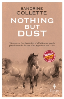 Nothing But Dust, Paperback / softback Book