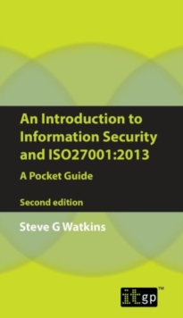 An Introduction to Information Security and ISO27001:2013 : A Pocket Guide, eAudiobook MP3 eaudioBook