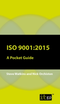 ISO 9001:2015 : A Pocket Guide, eAudiobook MP3 eaudioBook