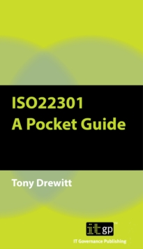 ISO22301 : A Pocket Guide, eAudiobook MP3 eaudioBook