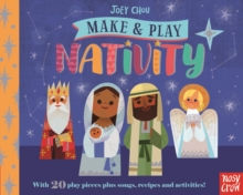 Make and Play: Nativity, Board book Book