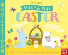 Make and Play: Easter, Board book Book