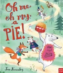 Oh Me, Oh My, A Pie!, Paperback Book