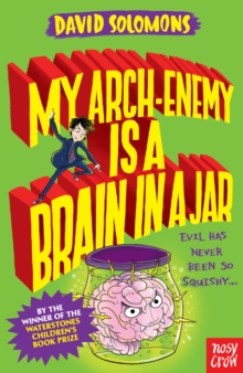My Arch Enemy Is a Brain in a Jar, EPUB eBook