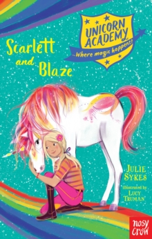 Unicorn Academy: Scarlett and Blaze, EPUB eBook