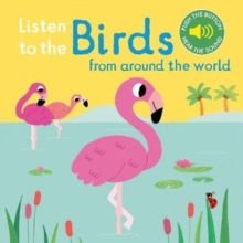 Listen to the Birds From Around the World, Board book Book