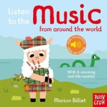 Listen to the Music from Around the World, Board book Book