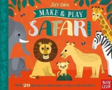 Make and Play: Safari, Board book Book
