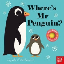 Where's Mr Penguin?, Board book Book