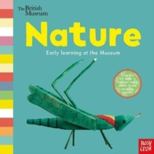 British Museum: Nature, Board book Book