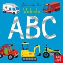 Vehicles ABC, Board book Book
