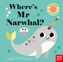 Where's Mr Narwhal?, Hardback Book