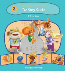 The Pasta Kidz: The Sorry Sticks, Paperback Book