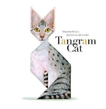 Tangram Cat, Hardback Book