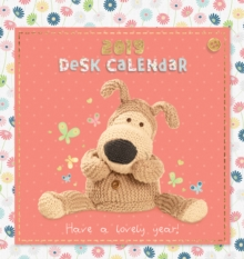 BOOFLE DESK CALENDAR 2019,  Book