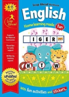 English Age 4-5, Paperback Book