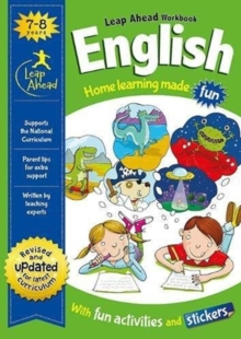English Age 7-8, Paperback Book