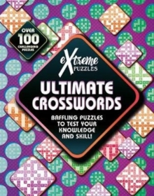 Ultimate Crosswords, Paperback Book