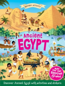 HISTORY ACTIVITY ANCIENT EGYPT,  Book