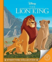 DBW: THE LION KING:, Hardback Book