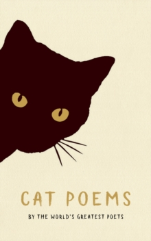 Cat Poems, Paperback / softback Book