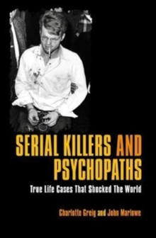 Serial Killers & Psychopaths, Paperback Book